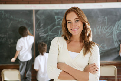 Tell Us How Your Teacher Makes You Smile