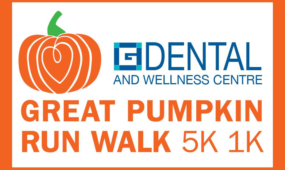 pumpkin run walk