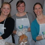 Grandview Corners serves food at Union Gospel Mission