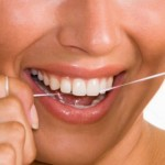 how to floss properly grandview corners dental