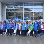 grandview corners dental oral health elementary school visit students