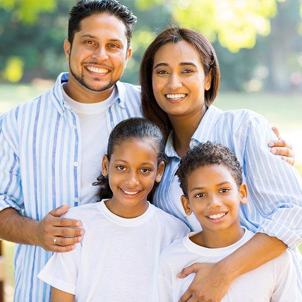 surrey family